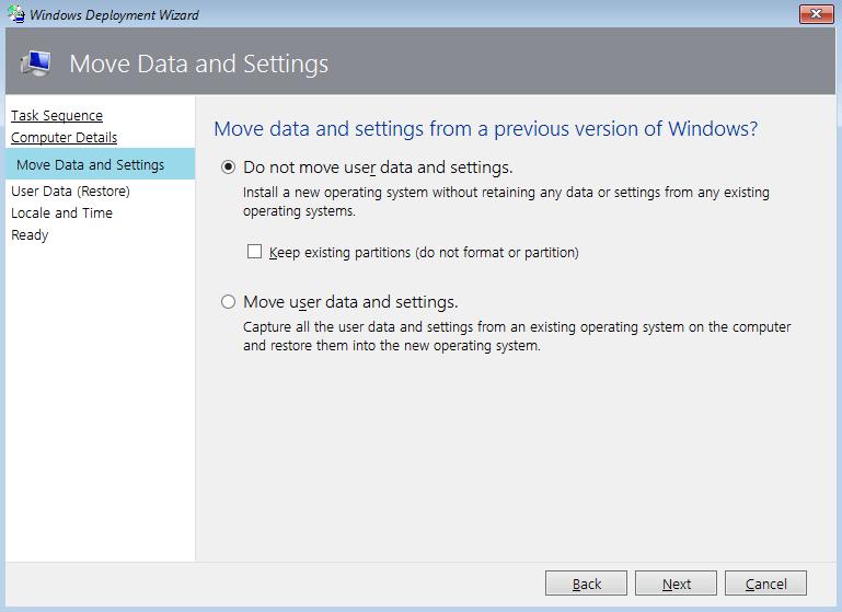 Install Windows with MDT - 4