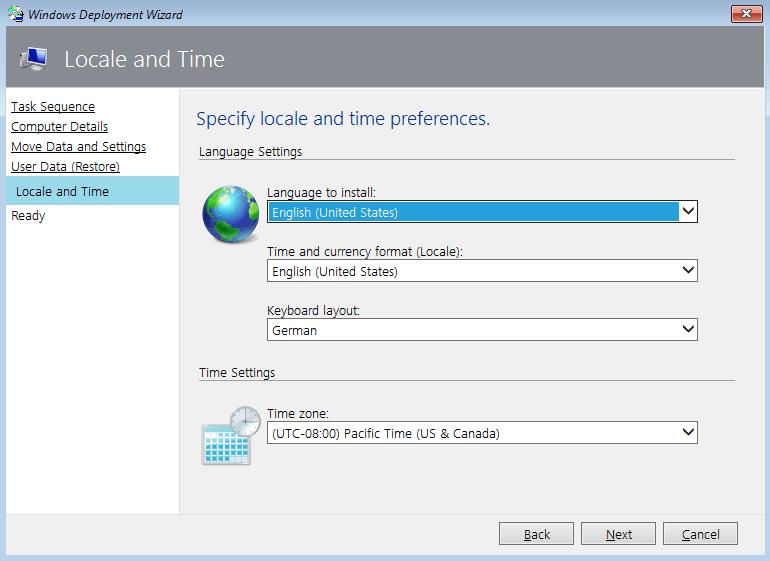 Install Windows with MDT - 6
