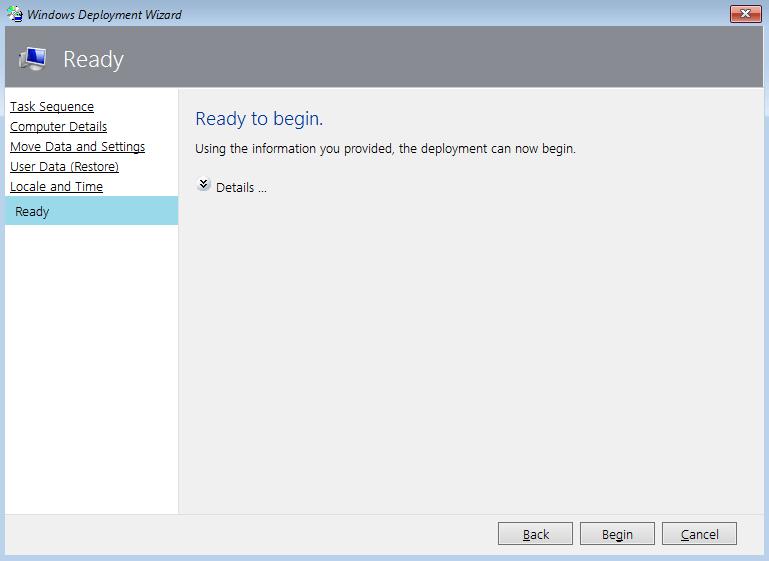 Install Windows with MDT - 7