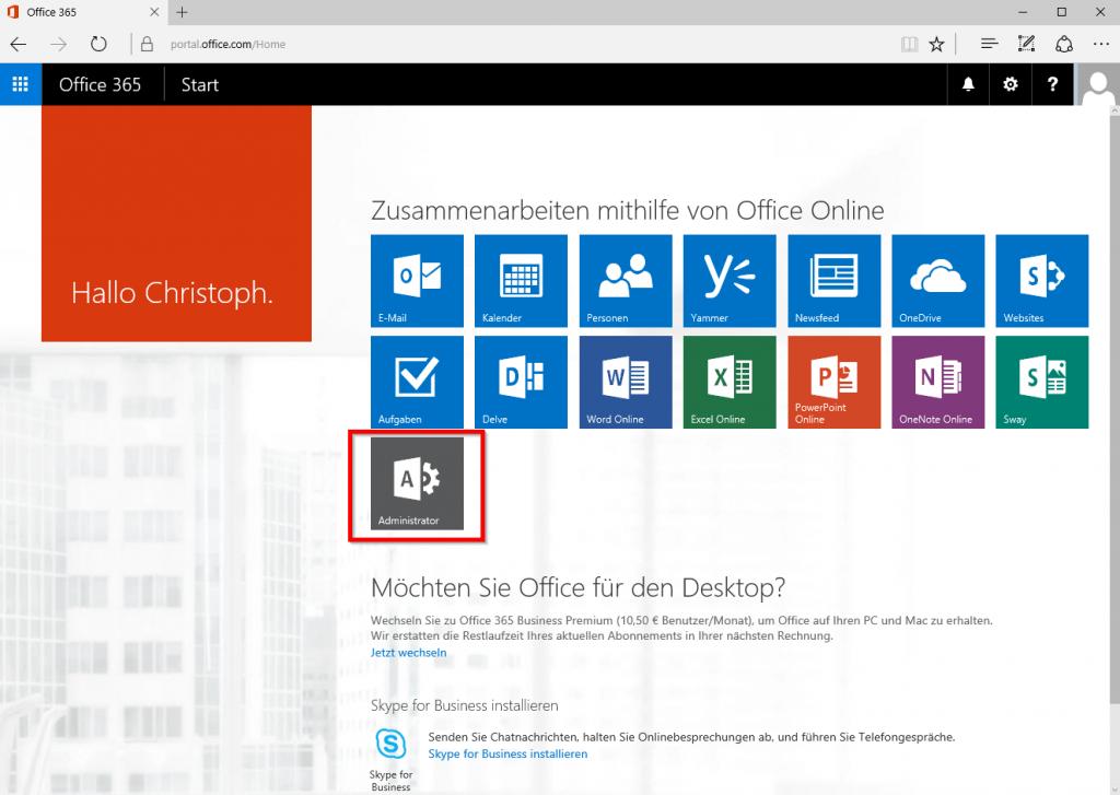 Office 365 Signatur - 1