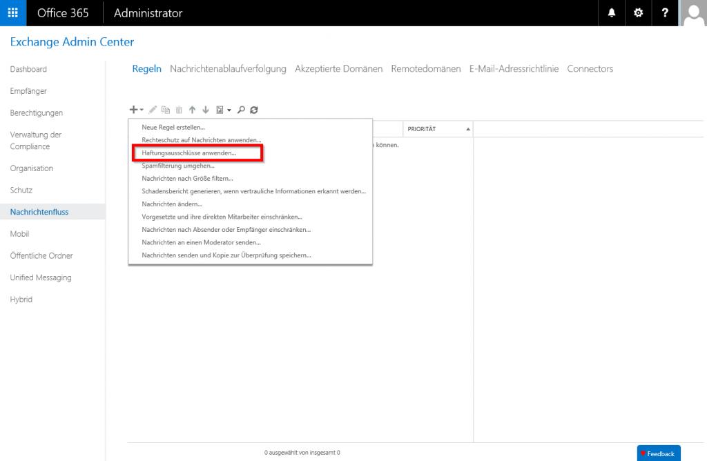 Office 365 Signatur - 3