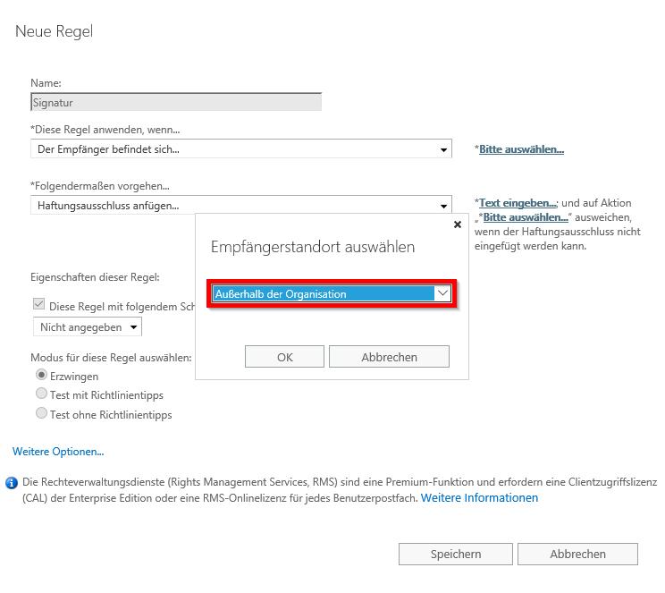 Office 365 Signatur - 5