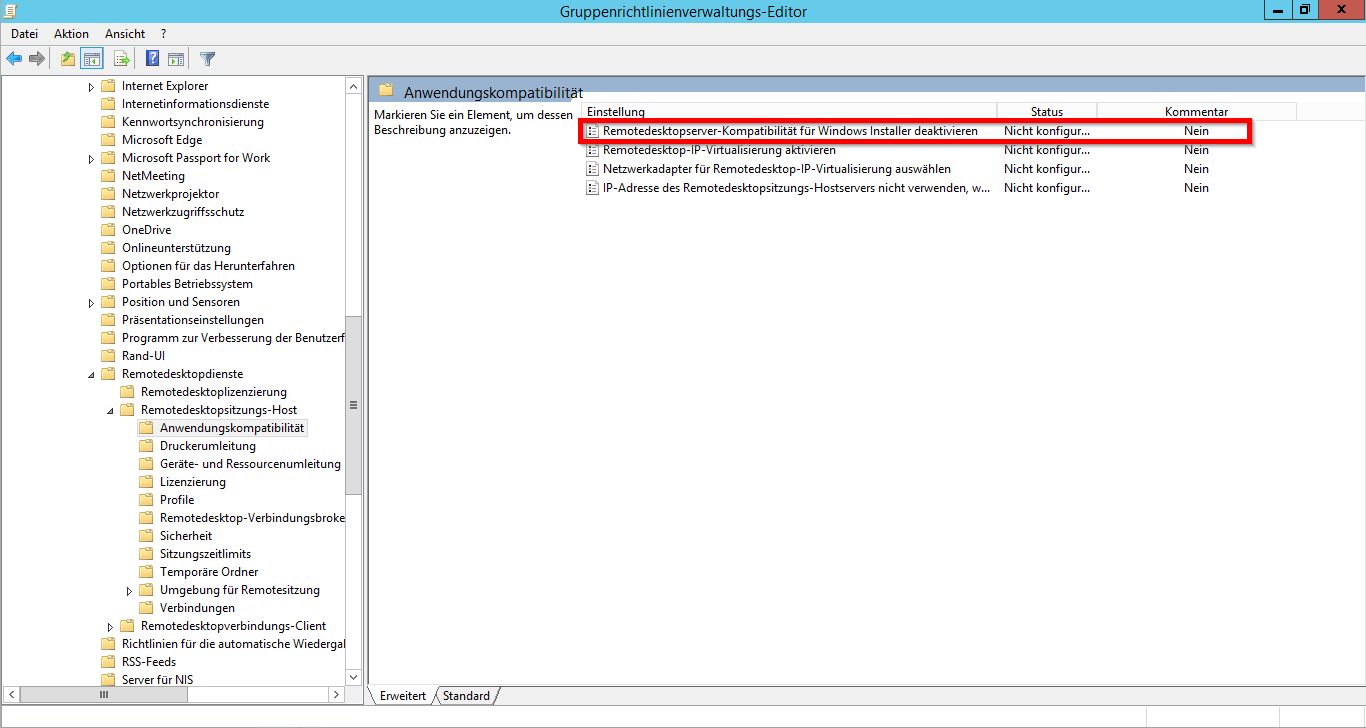 error 1719 windows installer service could not be accessed